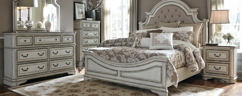 Liberty Magnolia Manor Bed
