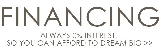 financing always zero percent interest