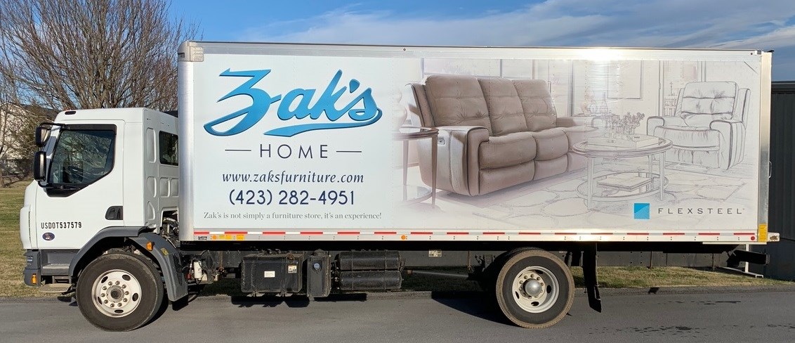 Delivery Information Zak S Home Tri Cities Johnson