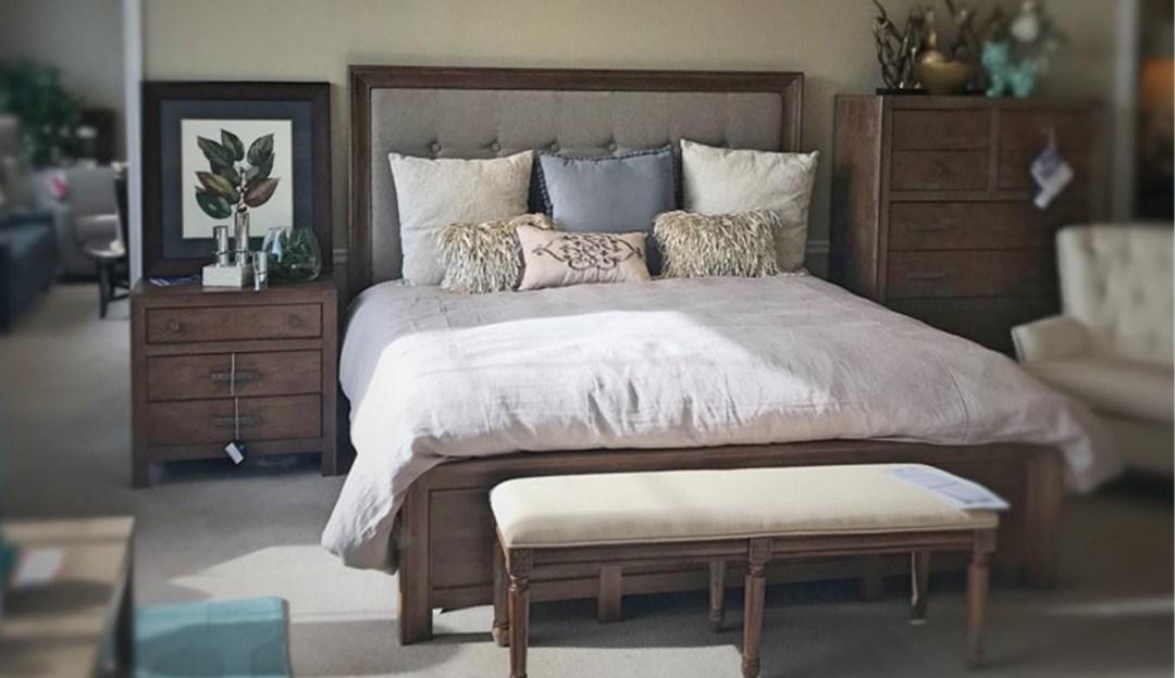 Flexsteel Bed