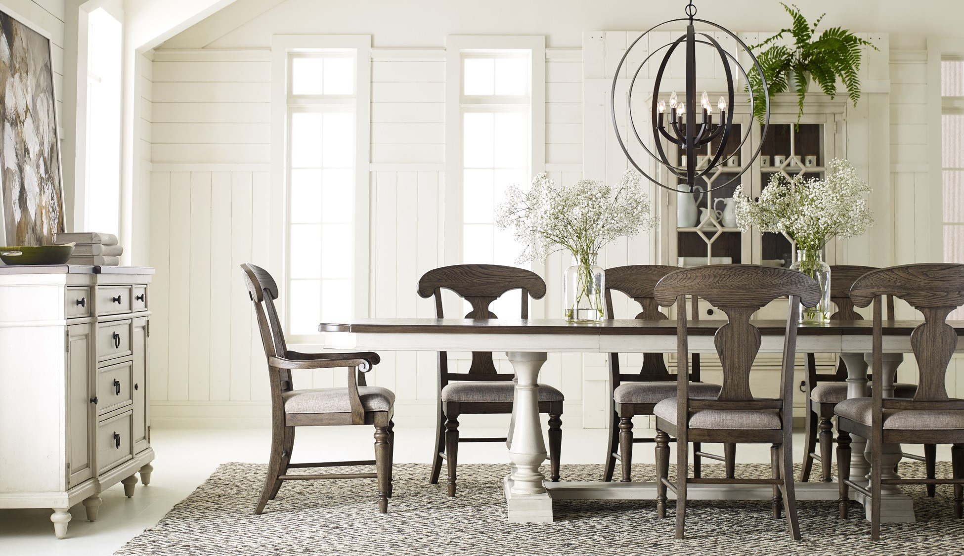 Legacy Brookhaven Dining Room