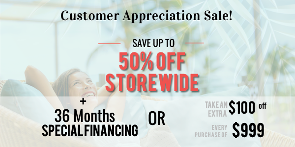 Customer Appreciation Promo
