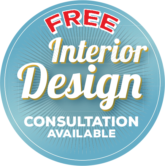 Free interior design consultation available