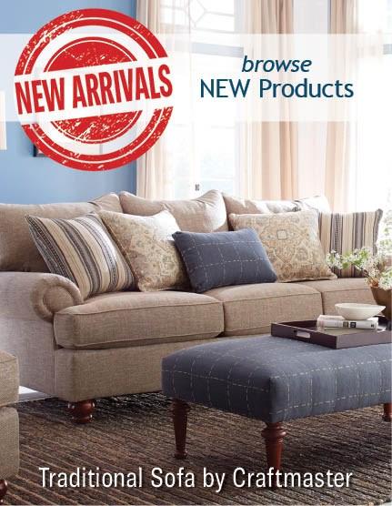 Darvin Furniture New Arrivals Chicago