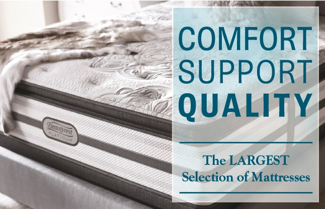 Shop the Largest Selection of Mattresses in Chicago