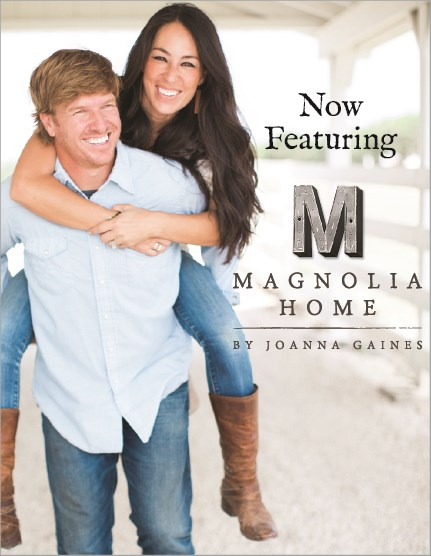 Now Featuring Magnolia Home