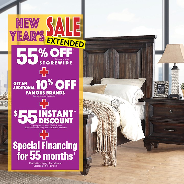 good Darvin Furniture Prices Part - 4: New Years Extended