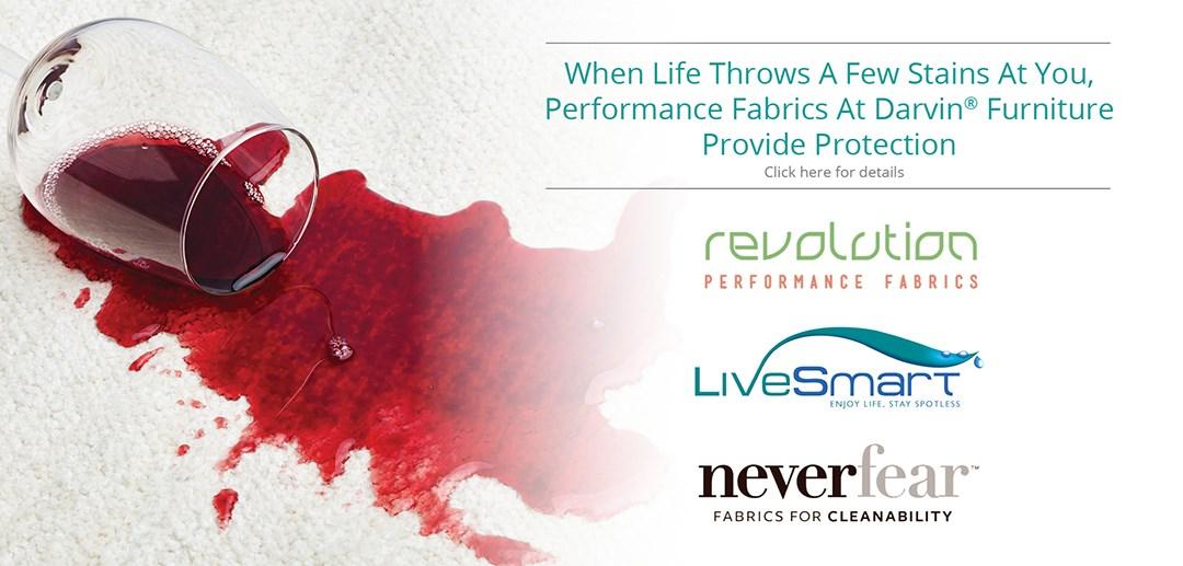 Performance Fabrics at Darvin