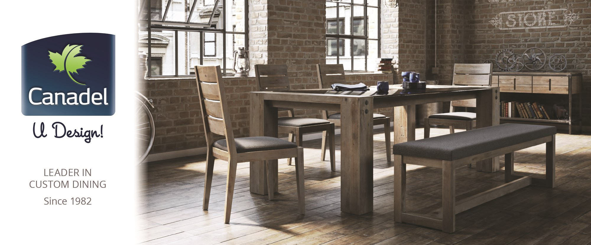 Canadel Custom Dining Furniture At Darvin