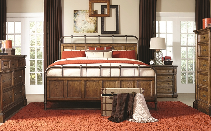 Bedroom Furniture Darvin Furniture Orland Park Chicago Il Furniture Store