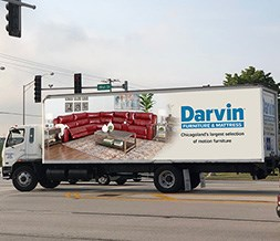 Darvin Southern Motion Delivery Truck