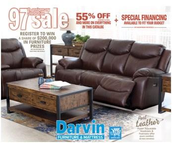 Darvin 97th Anniversary Celebration Sale