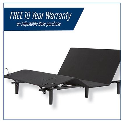 FREE 10 Year Warranty