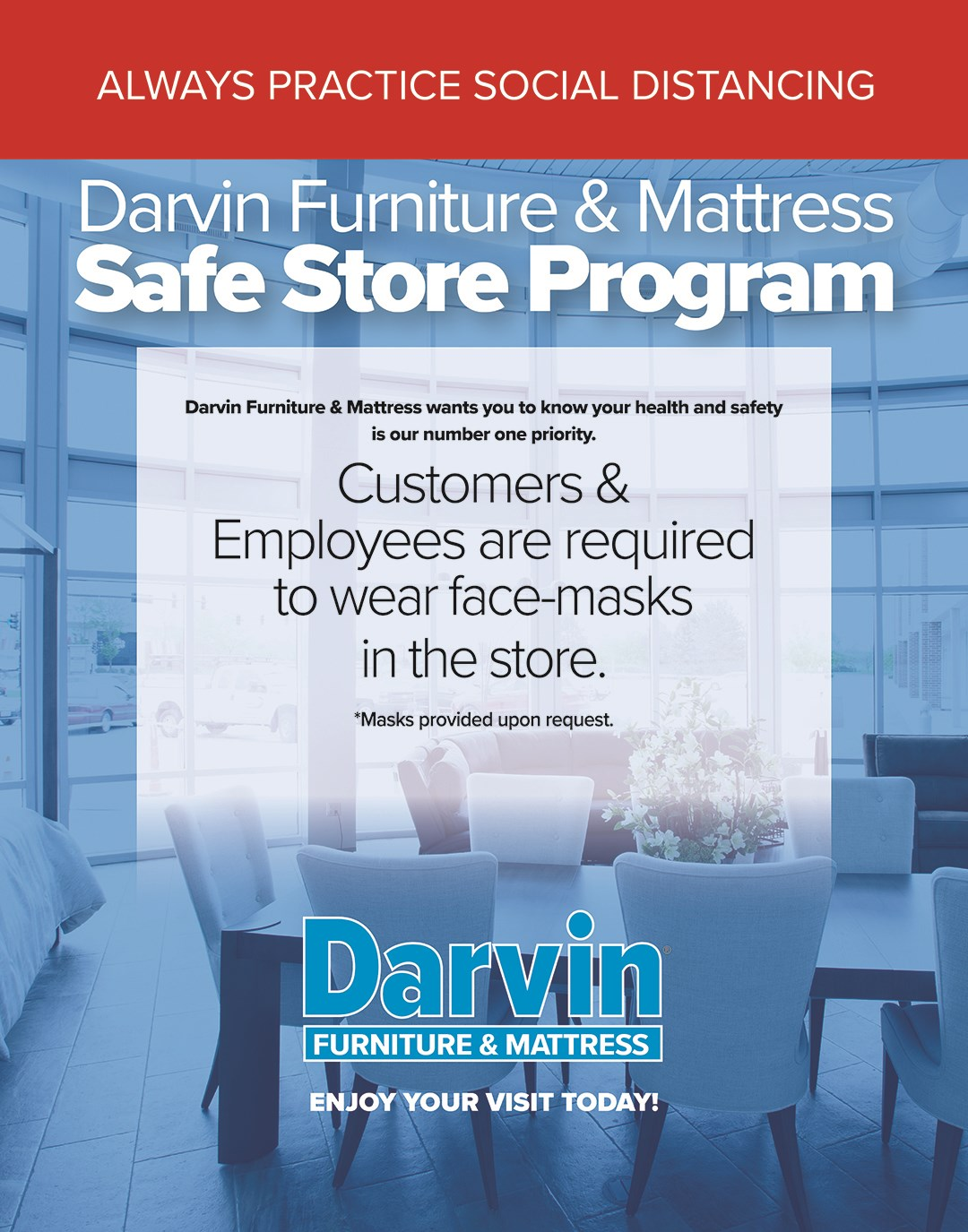 Darvin Safe Store Program
