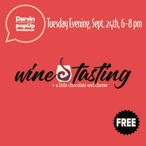 Wine Tasting Popup Workshop
