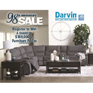 Darvin 98th Anniversary Giveaway