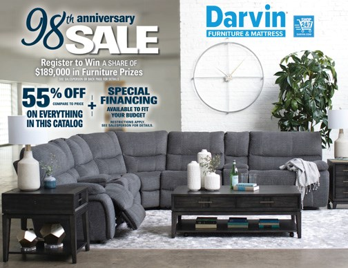 Darvin 98th Anniversary Catalog