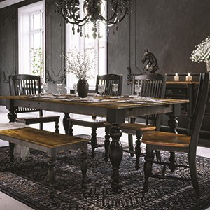 Canadel Champlain Dining Set