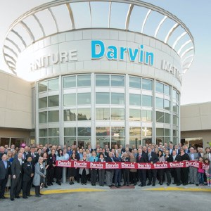 Company by Ribbon at Darvin's New Storefront