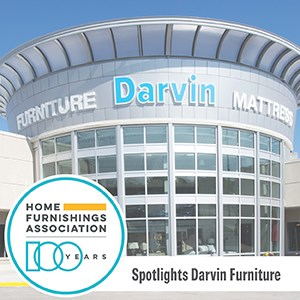 Home Furnishing Assocaition - spotlights Darvin