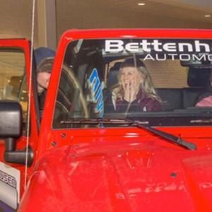 Orland Park Jeep Winner
