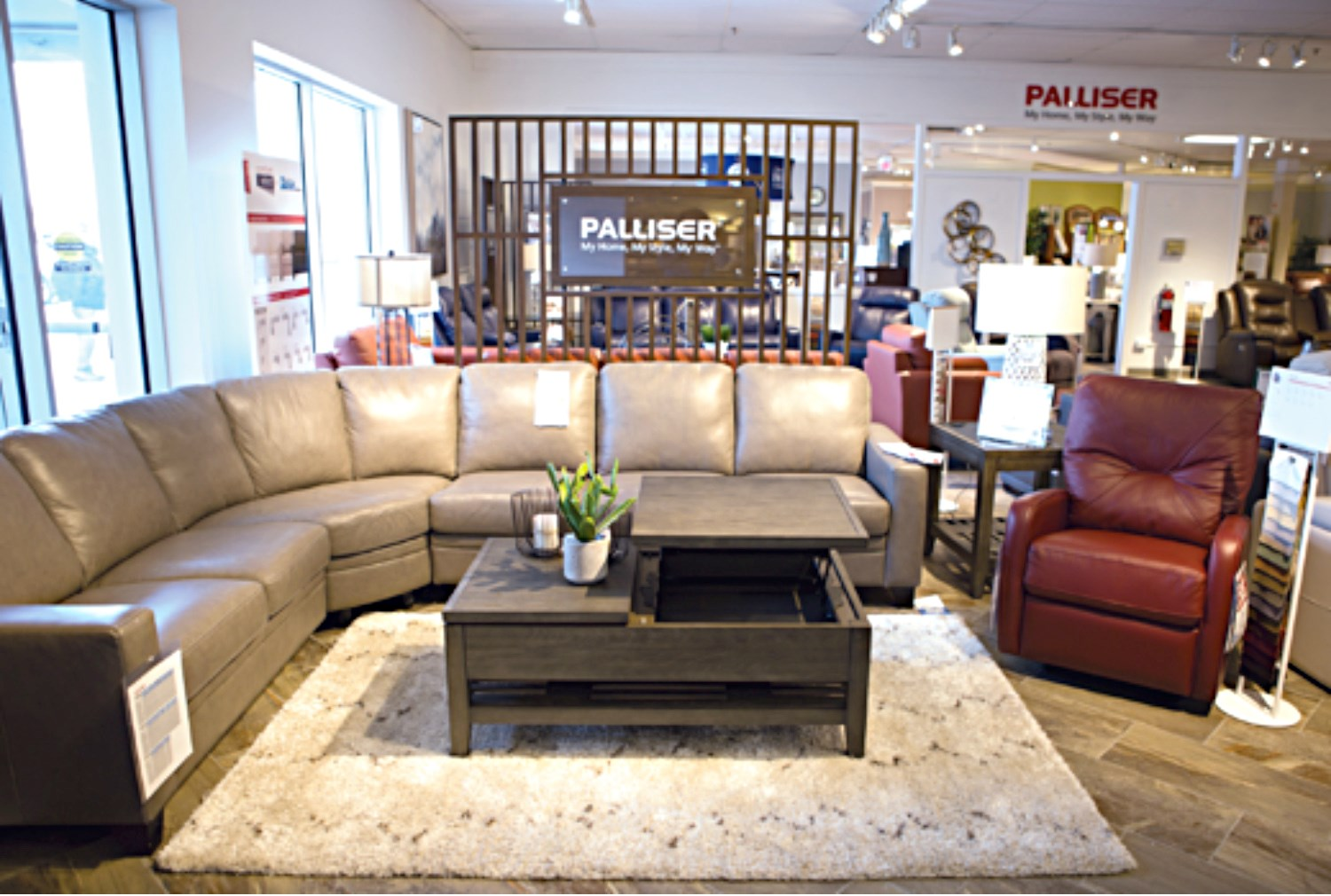 Palliser-Gallery  Darvin Furniture  Orland Park, Chicago, IL
