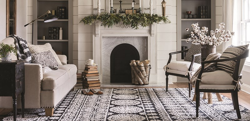 Rug by Magnolia Home Loloi