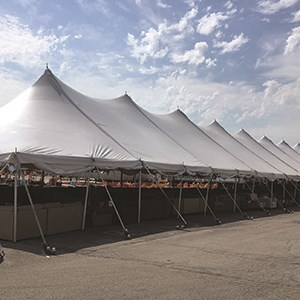 Annual Tent Sale