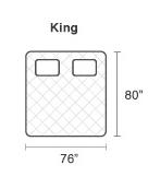 Mattress Size - King