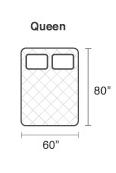Mattress Size - Queen