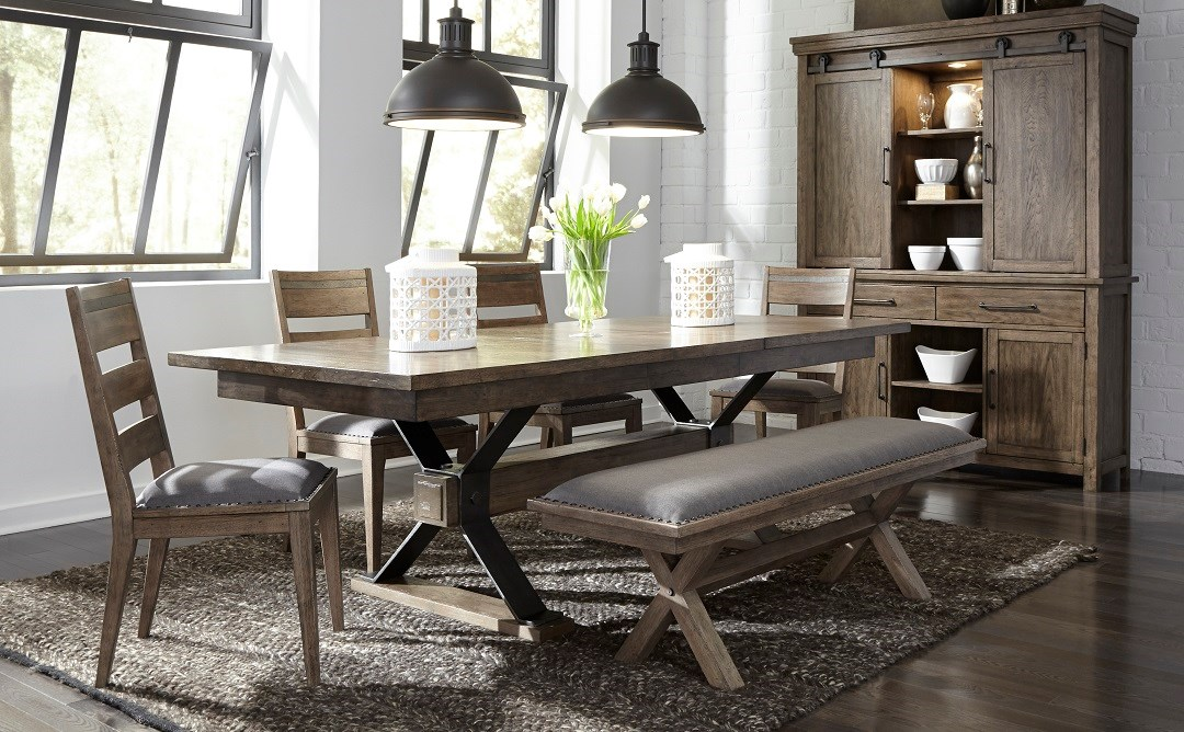 Sonoma Road dining room collection by Liberty Furniture