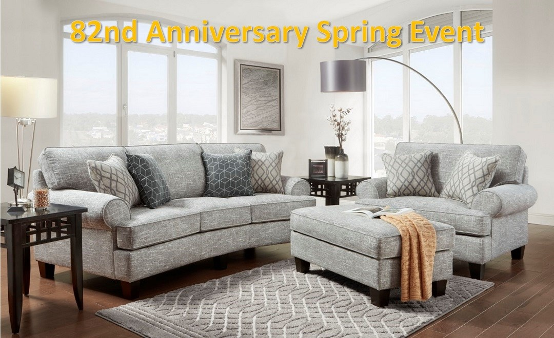 82nd Anniversary Spring Event