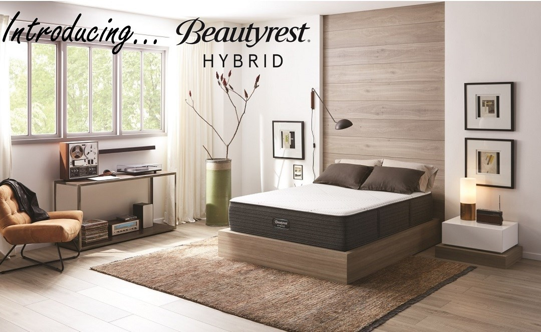Introducing Simmons Beautyrest Hybrid