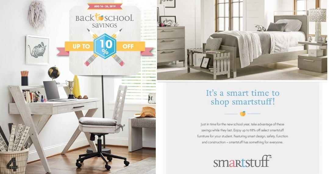 SmartStuff Back to School Savings