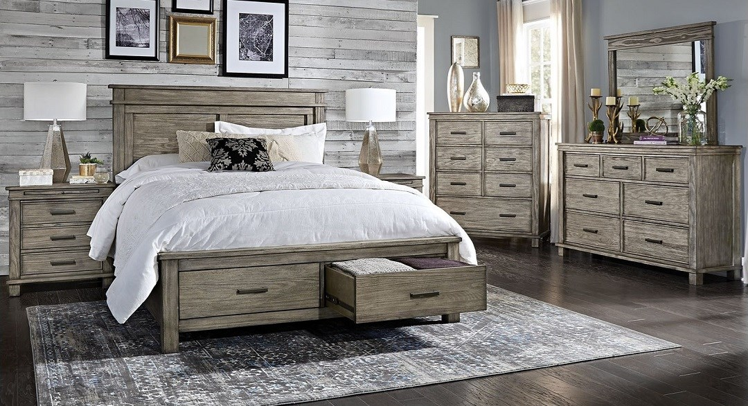 Glacier Point Queen bedroom, bedroom, bed, queen bed, A America Glacier Point Queen bedroom