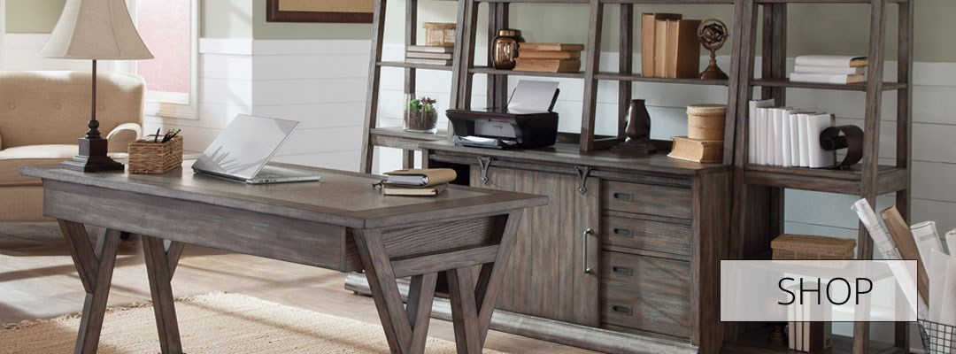 Hooker Bed Desk And Hutch Weatherford