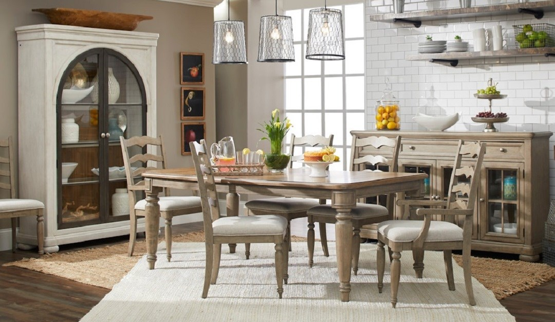 Trisha Yearwood Home Nashville formal dining room collection
