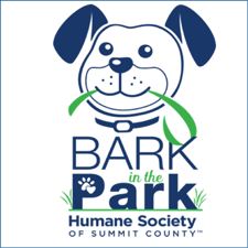 bark in the park event logo