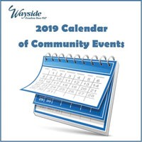 Wayside Calendar of Events