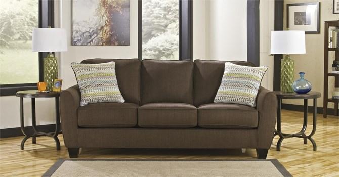 Sofa in beautiful living room