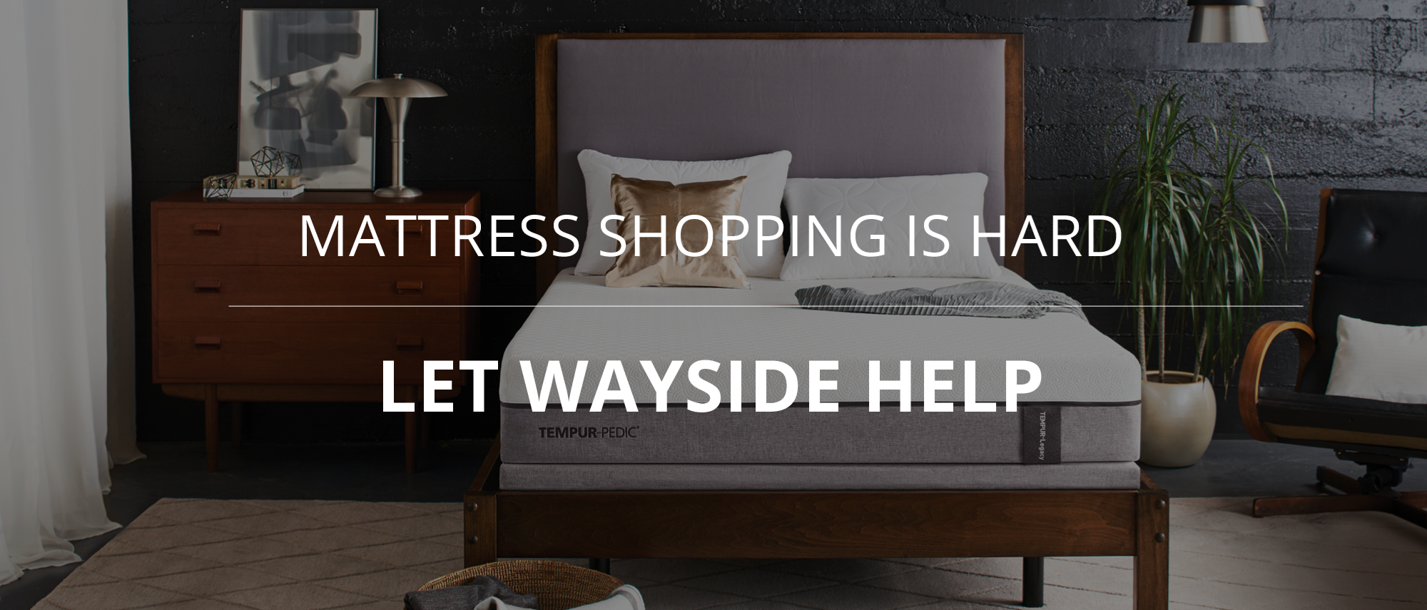 Mattresses At Wayside Furniture