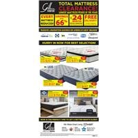 Mattress Inventory Clearance