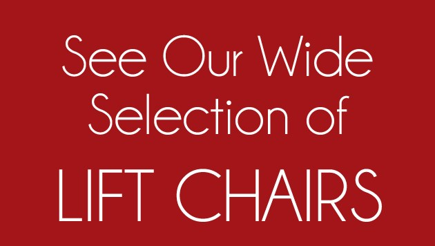 Wide Selection of Lift Chairs
