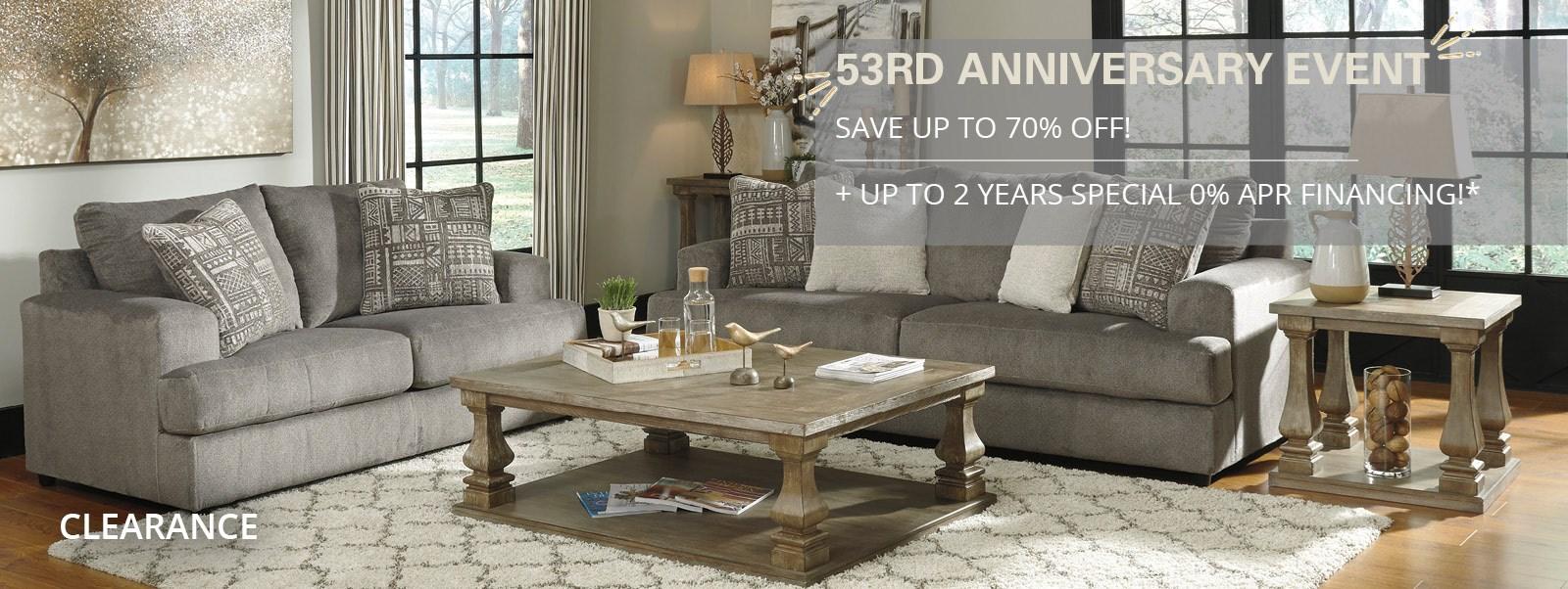 Public Anniversary Sale