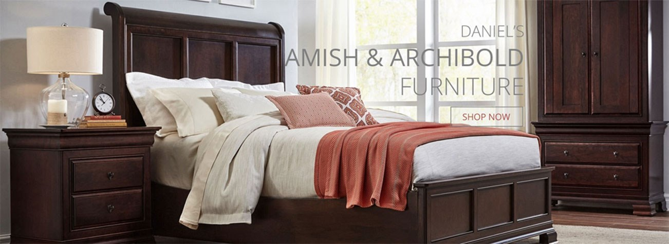 Danielu0027s Amish U0026 Archibold Furniture