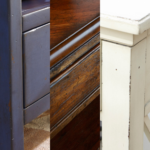 complementing finishes