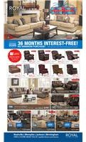 Fourth of July Sale at Royal Furniture
