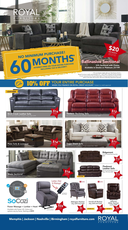 Coming Soon Royal Furniture Tuscaloosa Al Alabama 35405