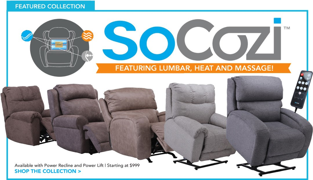 SoCozi lift recliner