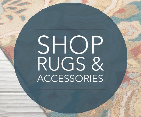 Rugs, Throw Pillows, Poufs at Royal Furniture